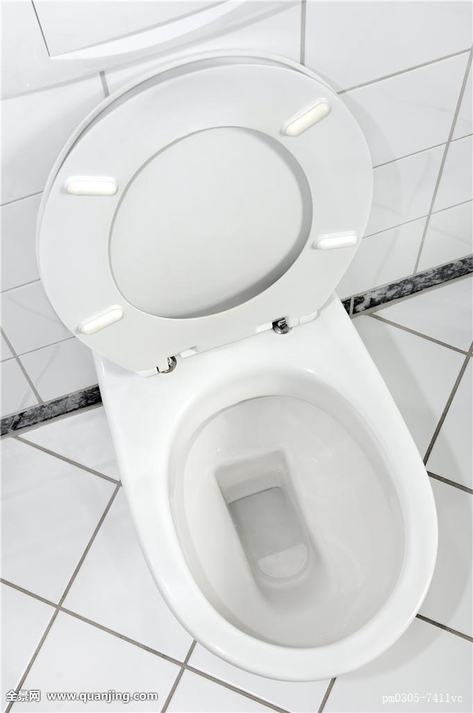 留白,欧洲,白人,陶瓷,砖瓦,卫生间,卫生,排尿,马桶,小便图片
