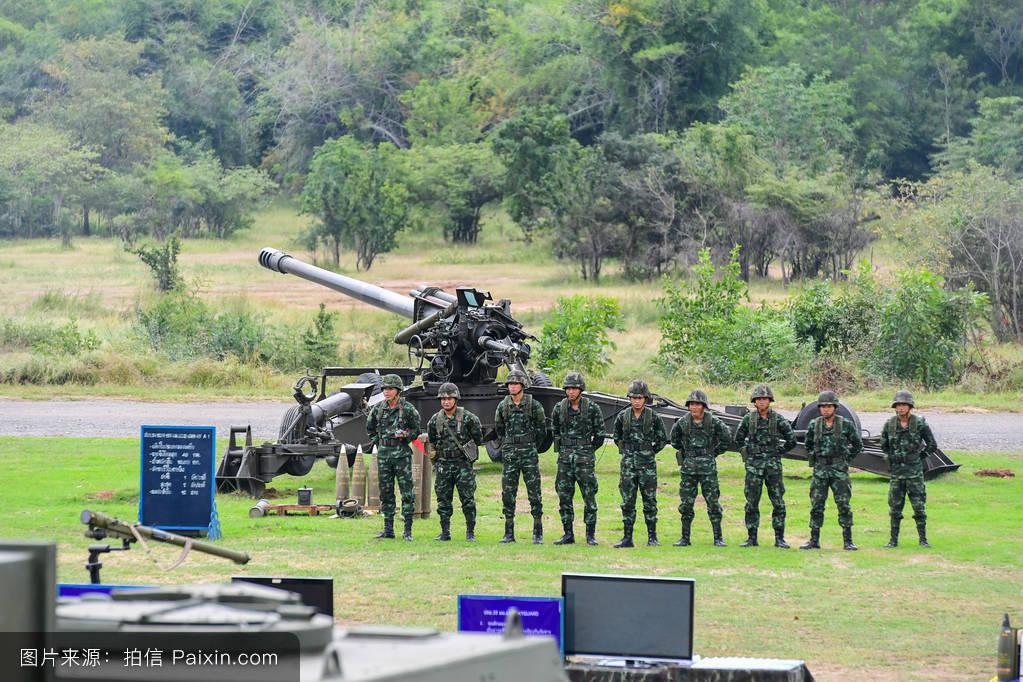 军事资讯_泰国炮兵军事