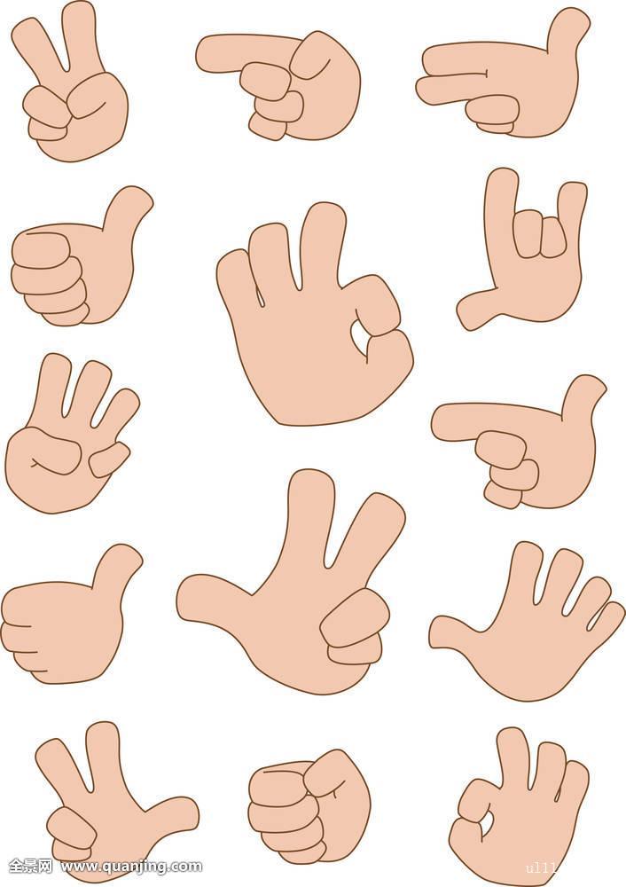 微信表情里有个手势是两个手掌合在一起的,是啥意思