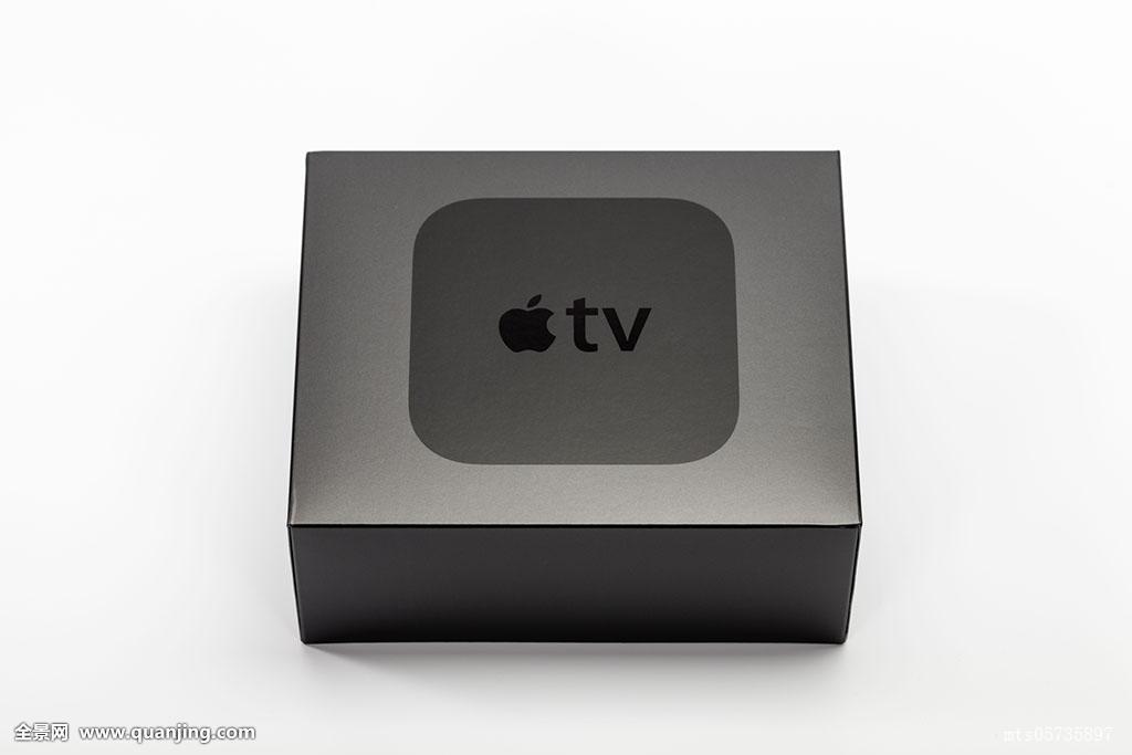 苹果,电视,独立日,包装图片
