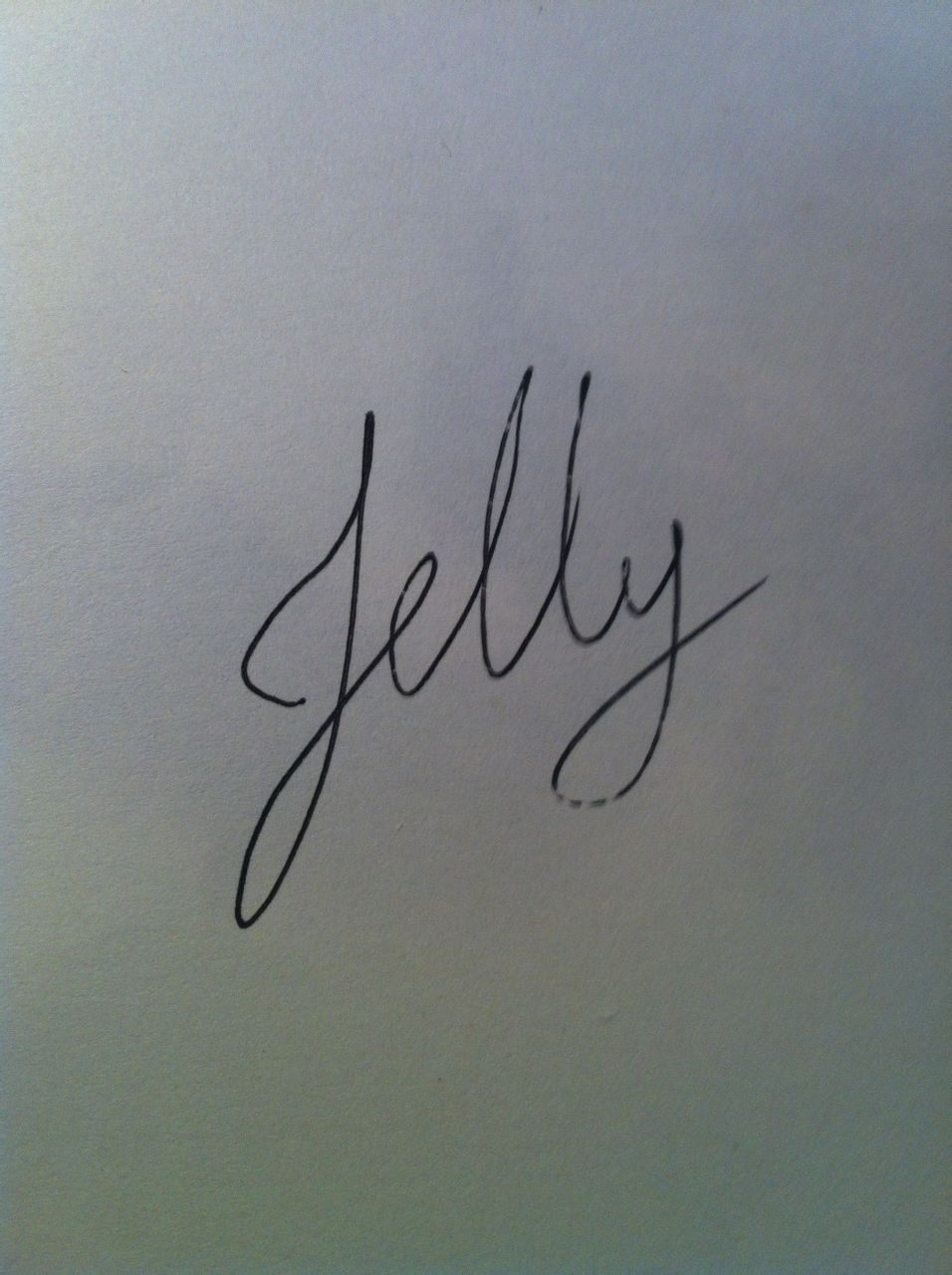 灵 月夜 英文手写花体字哟 书写亲们最亮的英文名