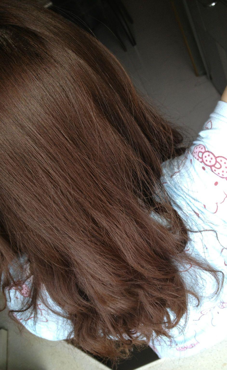 扎起来的内扣梨花发型图片展示图片