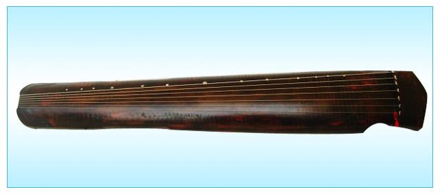 琴妃露_他依据木头的长短,形状,制成一张七弦琴,果然声音不凡.