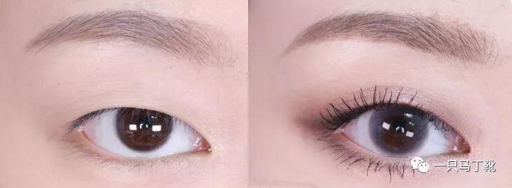 内双眼睛画眼线_单眼皮、内双眼、肿泡眼...如何根据眼型画好眼影?_百科TA说