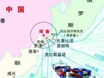 中国东北出海口_张鼓峰之战,凭什么导致中国失去了东北出海口?_百科TA说