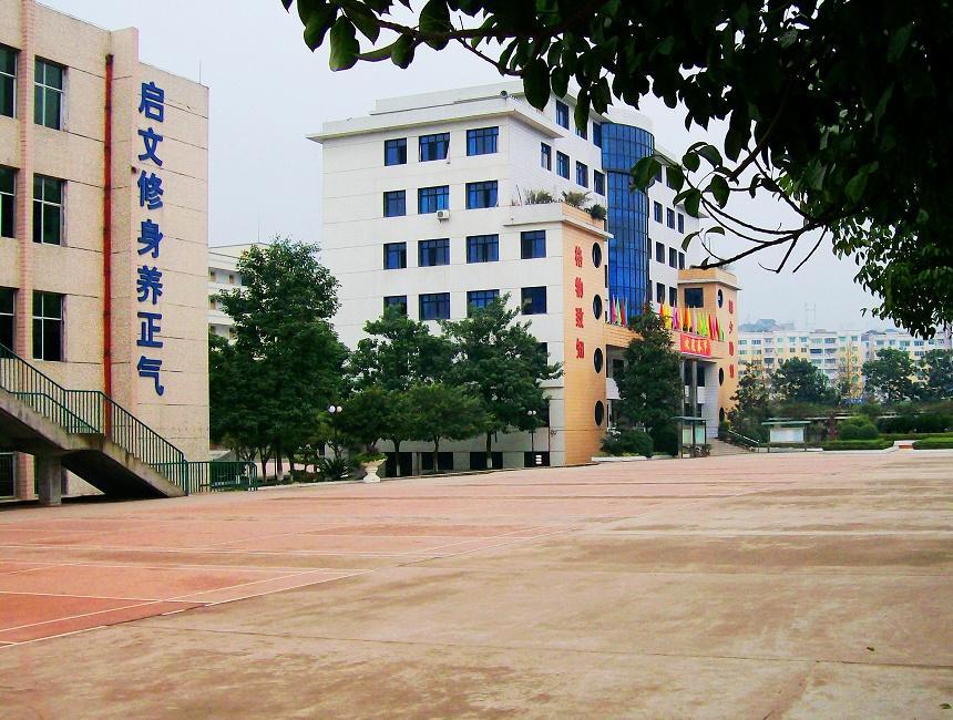 重庆秀山高级中学_四川省邻水中学