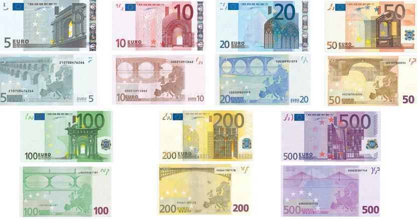 欧元最大面值_这是哪个国家的钱?_百度知道