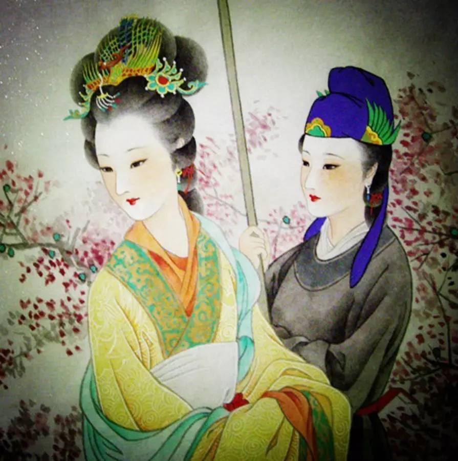 梅妃楼东赋_为了打动玄宗的心,她作了一篇《楼东赋》,以陈述自己心中的万千感慨和
