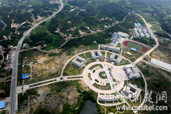 深圳大学高空俯视图_高空俯视图