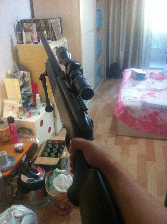 钢珠狙击枪专卖_![cdata[狙击枪zm51