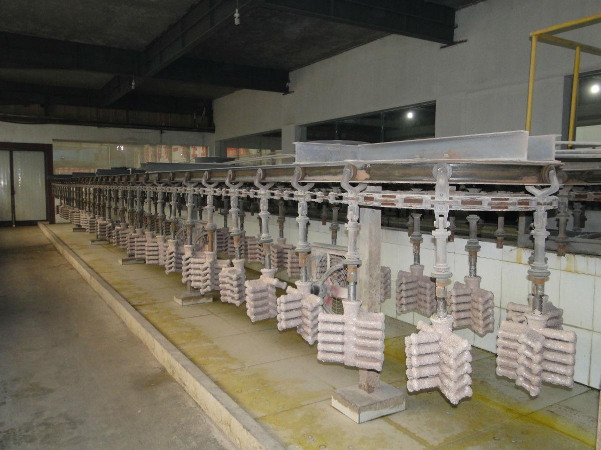 铸造英才_光固化立体造型熔模铸造工艺的研究