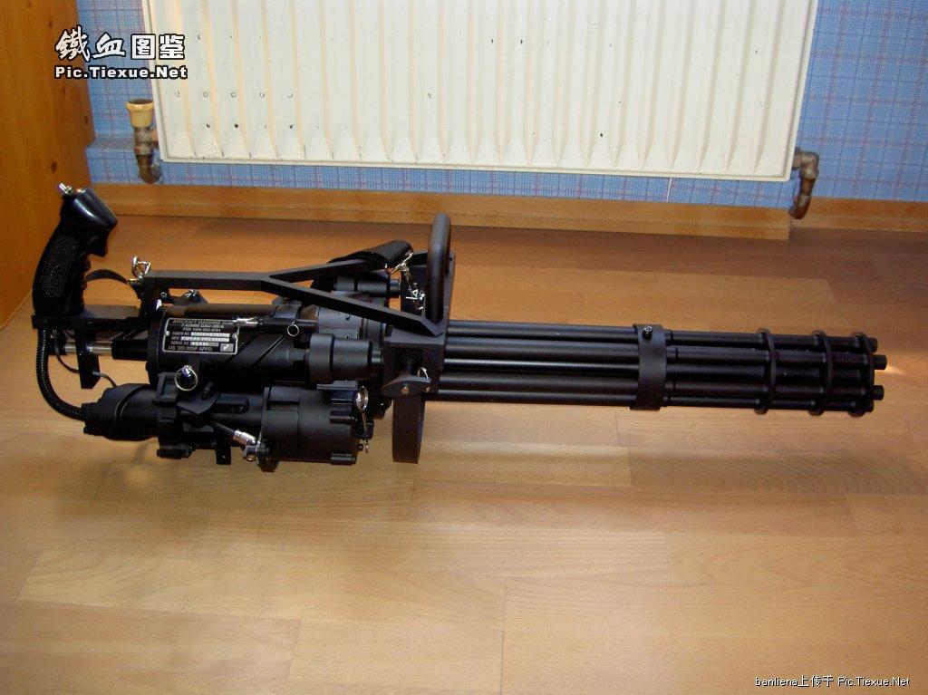 炮�_m134火神炮