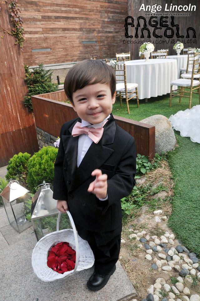 韩国混血宝宝林肯_韩国混血儿宝宝照片_和#混血儿lauren#话题相关的微博,貌似是混血 ...