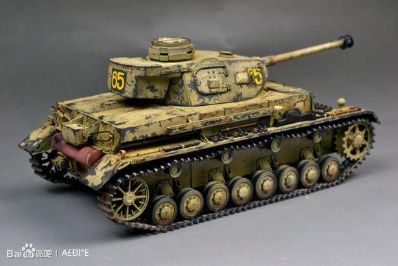 德国4号坦克_【图片】德国四号坦克【模型吧】_百度贴吧