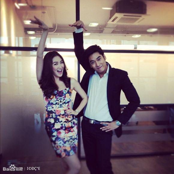 泰国女演员bee_泰星vee女友 图片_泰星vee的女朋友是谁_pope泰星女友_泰星new宣布女友