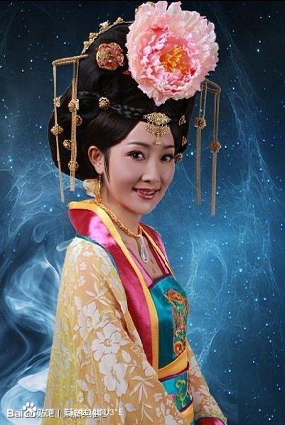 蒋林静杨妃剧照_隋唐英雄3杨妃剧照_网络排行榜