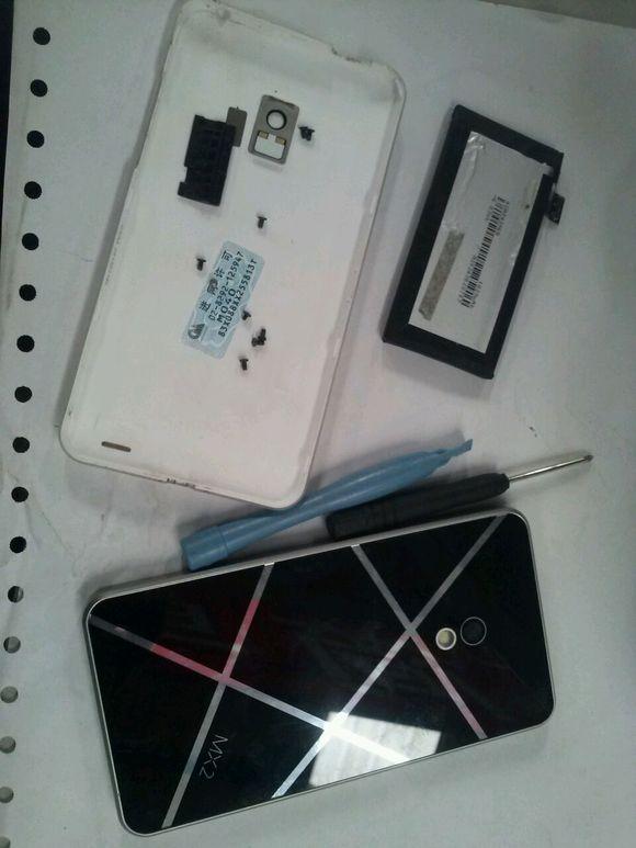 魅族mx2手机信号_魅族MX2,教你换电池!-魅族手机-魅族社区