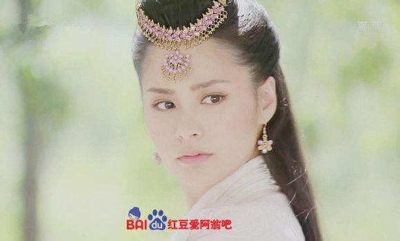 钟欣桐的生殖器_《女娲传说之灵珠》钟欣桐扮演的仙乐