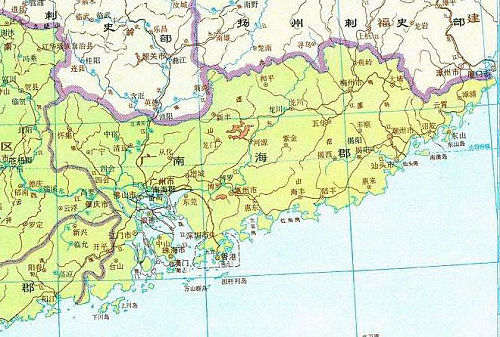 南越国_岭南--广州历史地图集_岭南吧_百度贴吧