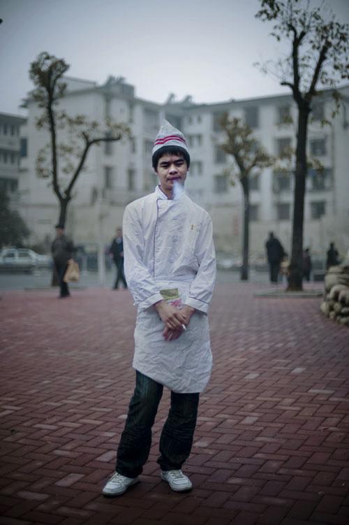 中國新生代農民工——我看到了一些影子圖片