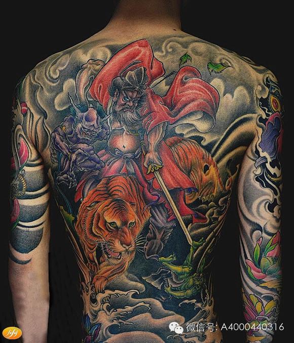 纹身神佛图片_独守一份佛纹身的守护_纹身吧_百度贴吧