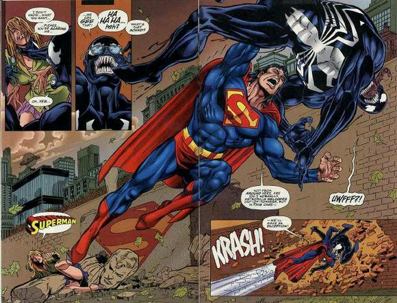 超人vs蜘蛛侠_【图片】超人VS毒液!这不科学!【蜘蛛侠吧】_百度贴吧