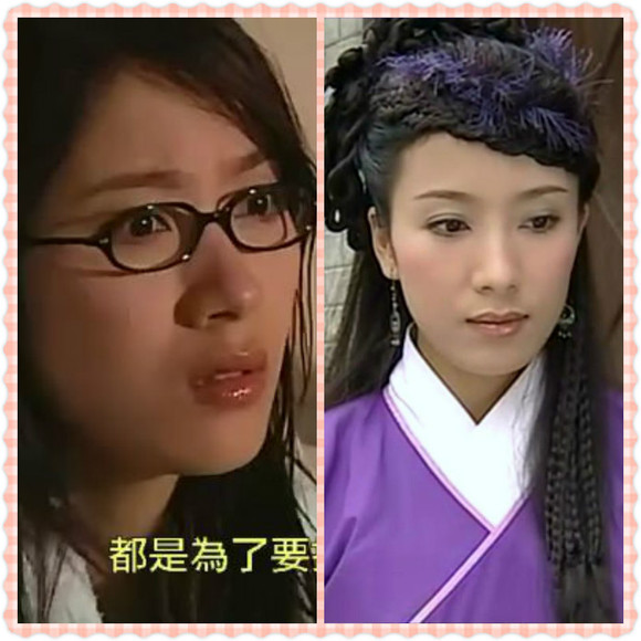 刘恺威叶璇吻戏_当男神女神戴上眼镜,你更心水哪个图片
