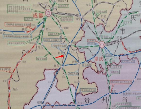 成都铁路局规划图_川南城际铁路规划图_成渝高铁吧_百度贴吧