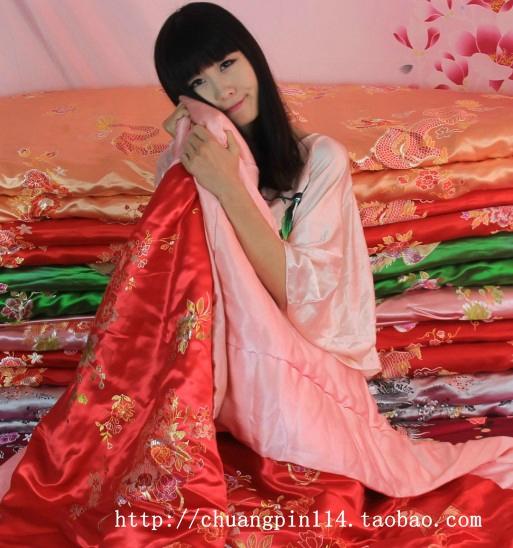 绸锻棉被与美女图片_【图片】丝绸绸缎锦缎棉被软缎丝滑美女棉被_棉被吧_百度贴吧