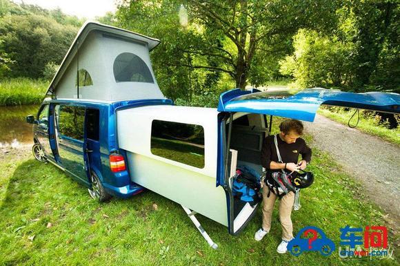 面包车改装房_【图片】面包车改装的房车(创意无限,每天醒来窗外的风景 ...
