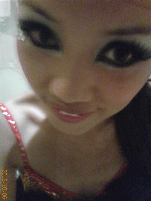 拉丁舞眼妆图片_【拉丁妆】 就拉丁眼妆!【拉丁舞吧】_百度贴吧