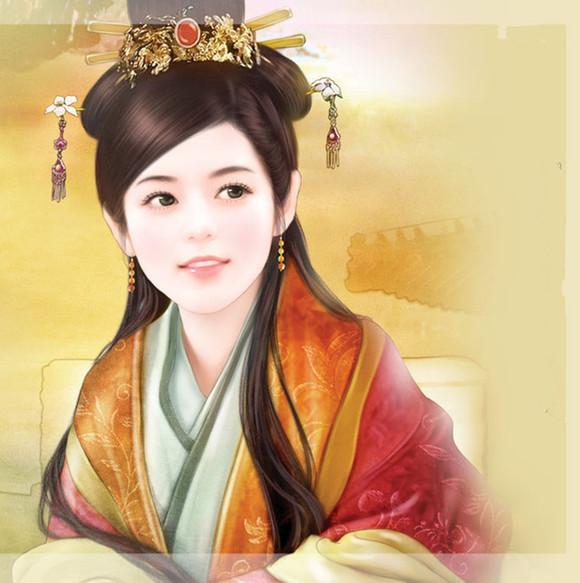 古装美女丹青_找到属于你的古代丹青 限女 古装手绘美女图片吧 百度贴吧