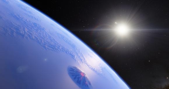 spaceengine吧_新人刚玩spaceengine截的一些美图!!!_spaceengine吧_百度贴吧