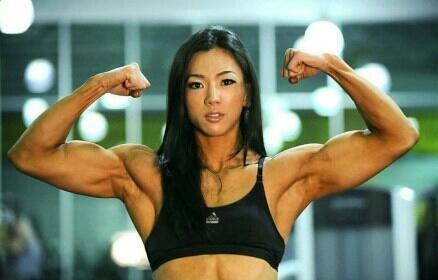 教练_【图片】世界最强壮的女人【沈丘吧】_百度贴吧