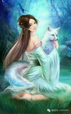 完美世界贴吧_天狐仙子真漂亮,不愧是和月婵齐名的美人_完美世界小说吧_百度 ...