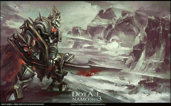 dota2骷髅王不见了_骷髅王到后期到底是一个什么样的地位?_dota2吧_百度贴吧