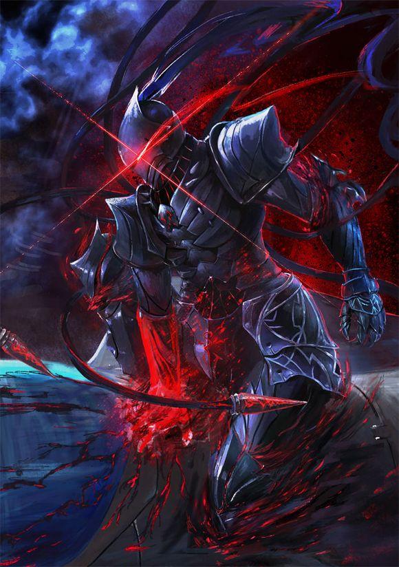 dnf fate zero_【动漫图片】第四次圣杯战争之berserker_dnf复仇者吧_百度贴吧