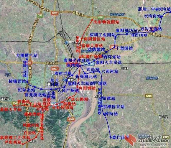 襄阳市地铁规划_襄阳市地铁规划图
