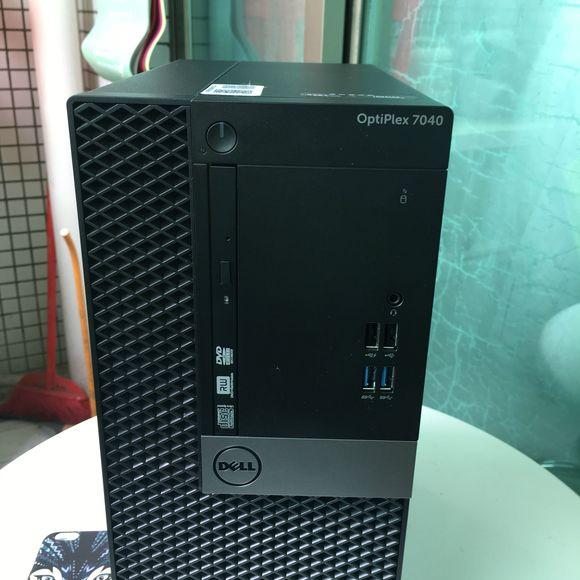 戴尔索隆专卖店 开箱评测 Optiplex 7040 台式机_dell吧_百度贴吧