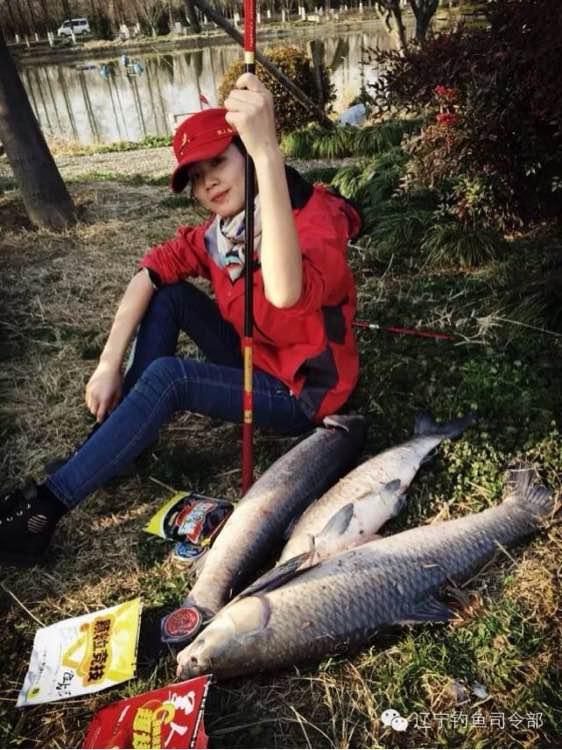 钓鱼吧_【图片】钓技最高的女钓手【高阳钓鱼吧】_百度贴吧