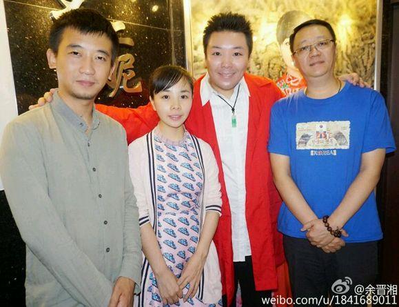 王二妮的丈夫_今日图片曝光:生活中的王二妮和王二妮的老公!!!_星光大道 ...