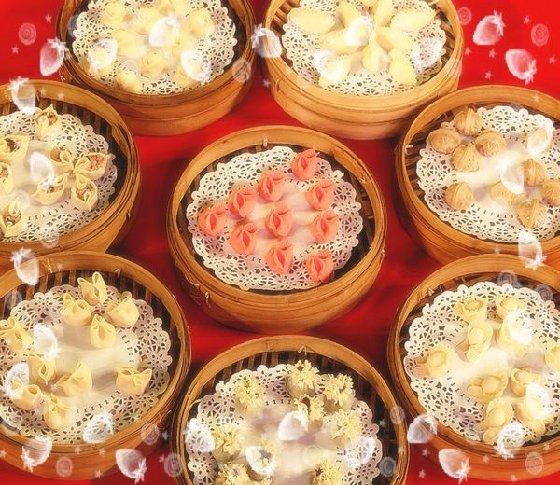 德庆特色美食_西安特色美食——饺子宴,究竟是什么美食?