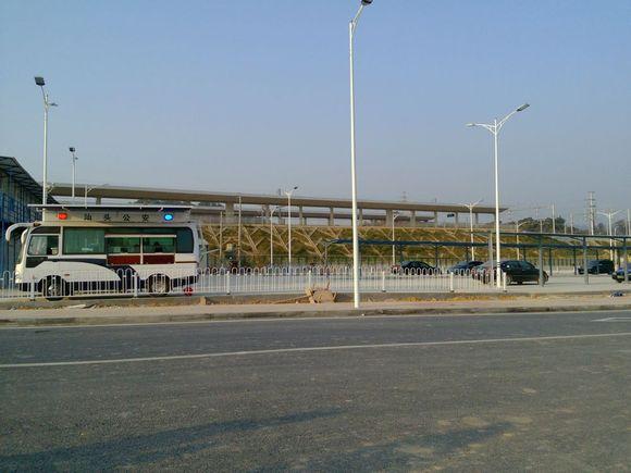 汕头市潮阳高铁站_【图片】可怜潮阳站,汕头目前唯一一个高铁站_汕头吧_百度贴吧