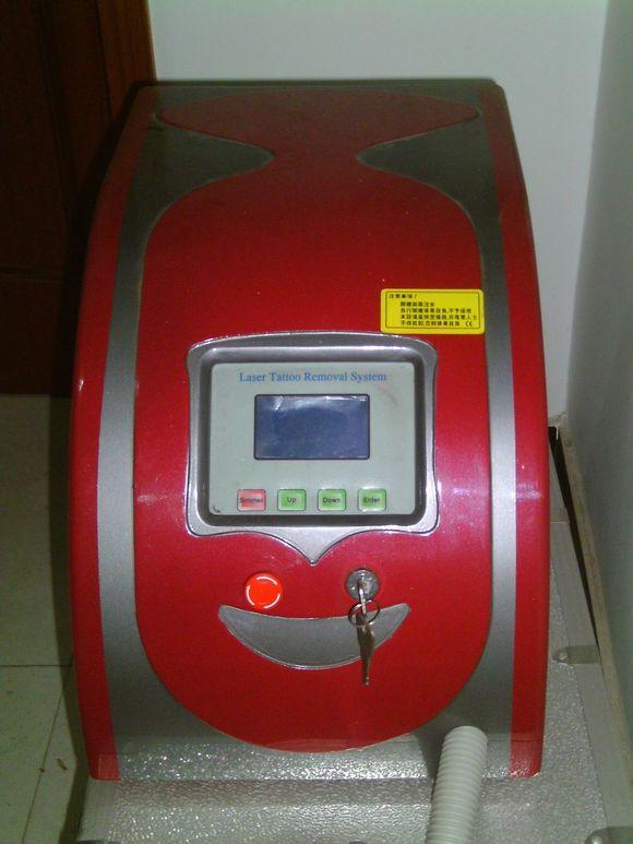 激光洗纹身机器_转让激光洗纹身机4000元_天津纹身吧_百度贴吧