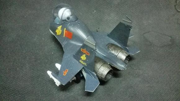 q版飞机纸模_【图片】Q版歼11来一发【飞机模型吧】_百度贴吧