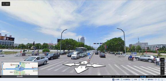 百度地图高清街景_【朔州街景】百度地图高清图片_朔州吧_百度贴吧