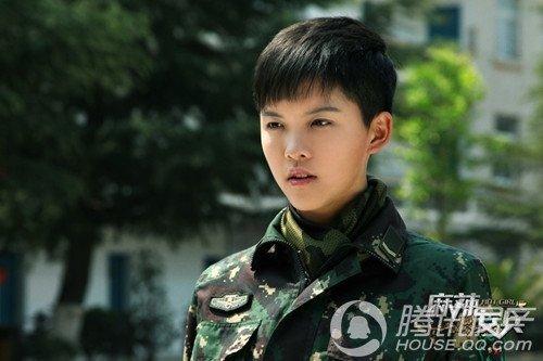 麻辣女兵演员表_麻辣女兵中邓业发现汤小米的父母米兰在第几集