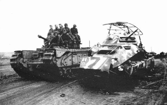 t26cc_苏联的t26坦克比日本二战的坦克历害吗?