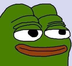 日常表情:分享一組魔性青蛙表情圖片