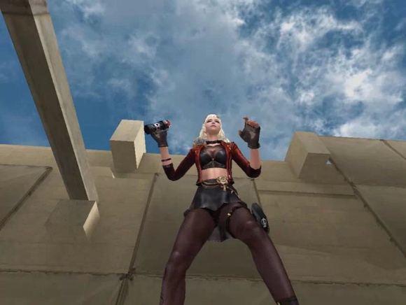 女角色死亡截图_游戏被虐的女角色视频-生死狙击女角色被虐_火线精英女角色被虐 ...